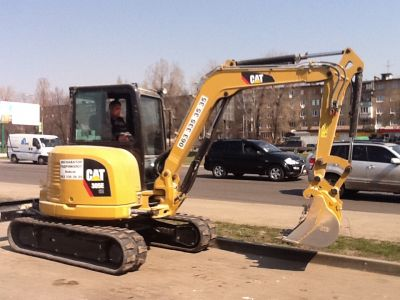 CAT 305 E